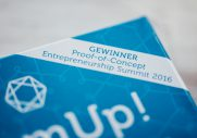 TeamUp! by COACHING.CARDS – Gewinner Proof-of-Concept Entrepreneurshipsummit 2016
