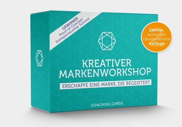 Kreativer Markenworkshop. © 2016-2019